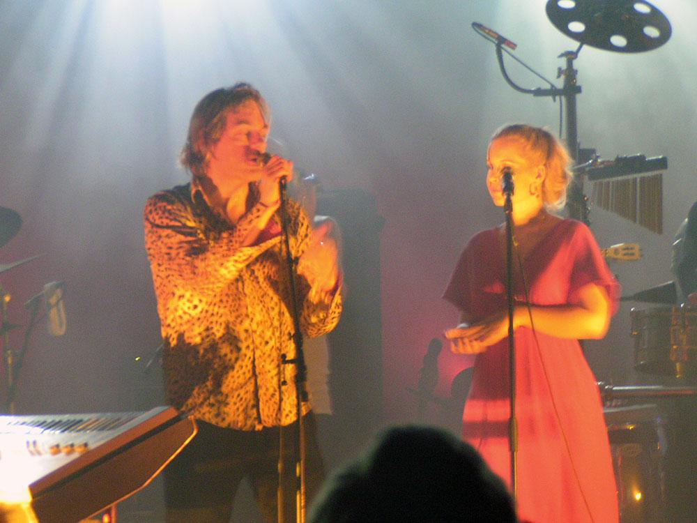 Den dejligste morgen - duet Peter AG og Anne Seier